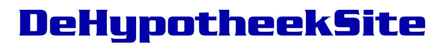 Logo DeHypotheekSite